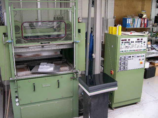 machine najaar 2004
